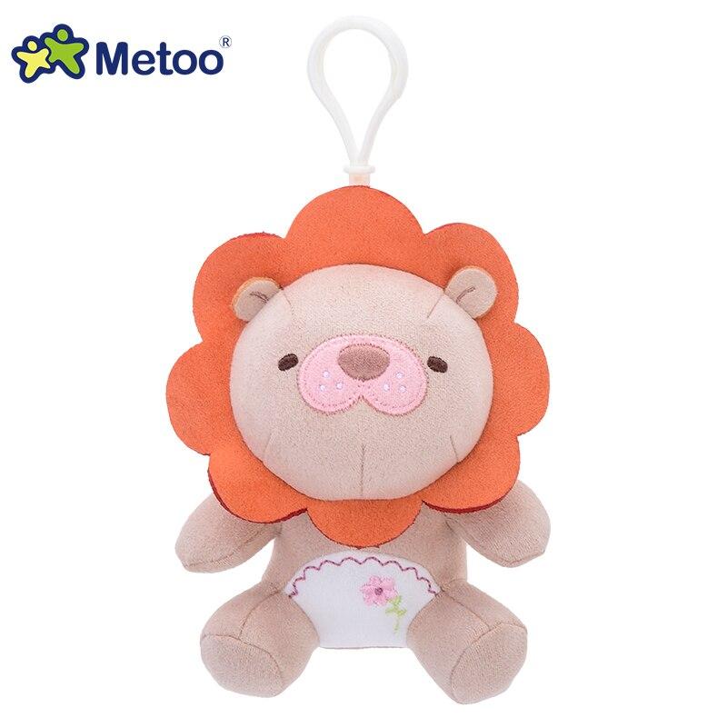 萌团吊饰-狮子