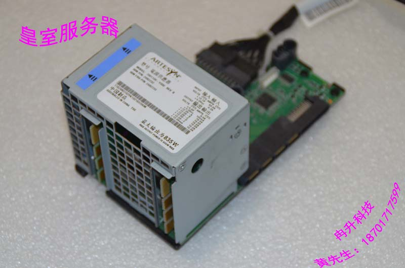FOR IBM power X3650 X3655 the server management boards back 835W 24R2733 24R2732