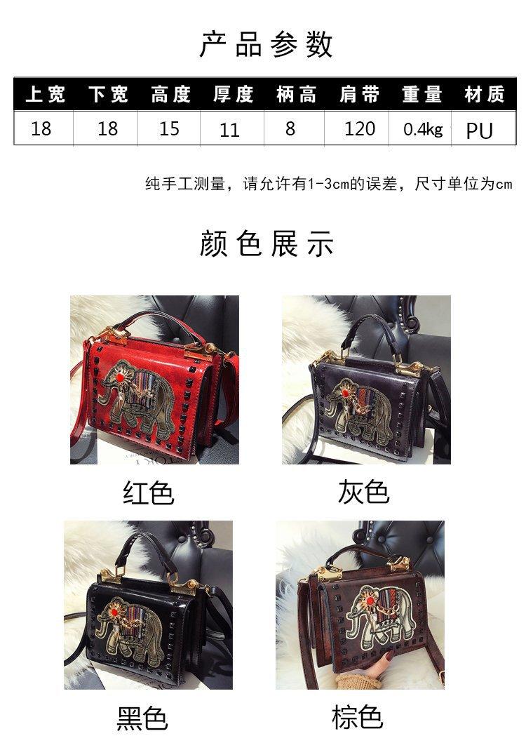 louis Luxury Brand Cross-body Bag Leather Flap Elephant Bags Case Handbags Lady Famous Brands Casual Tote Shoulder luis vuiton 48