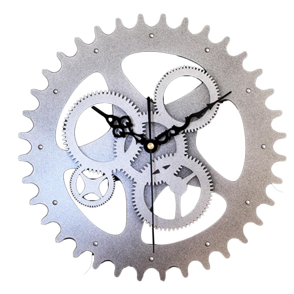 Popular Gears Wall Clock Buy Cheap Gears Wall Clock Lots