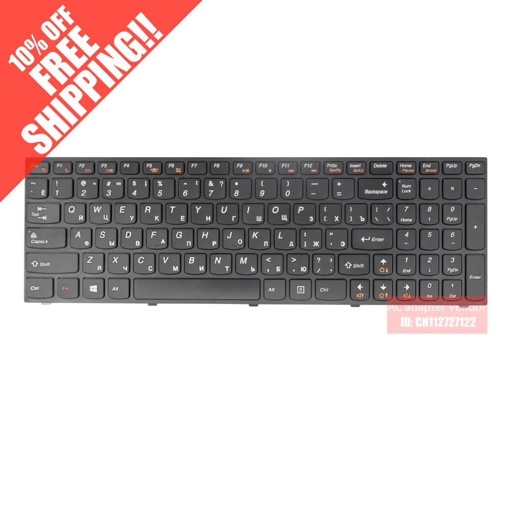 RU Russian FOR LENOVO b5400 m5400 m5400a b5400 b5400a laptop keyboard black  frame