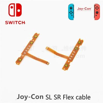For NS Switch Joy Con SR SL Button Flex Cable For Nintend NS Switch Joy-Con Left Right Button Key Flex Cable