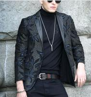 europe design new fashion men jacket customized design A04
