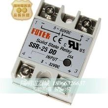 25A Actually! FOTEK SSR-25DD Manufacturer 25A ssr relay,input 3-32VDC output 5-60VDC
