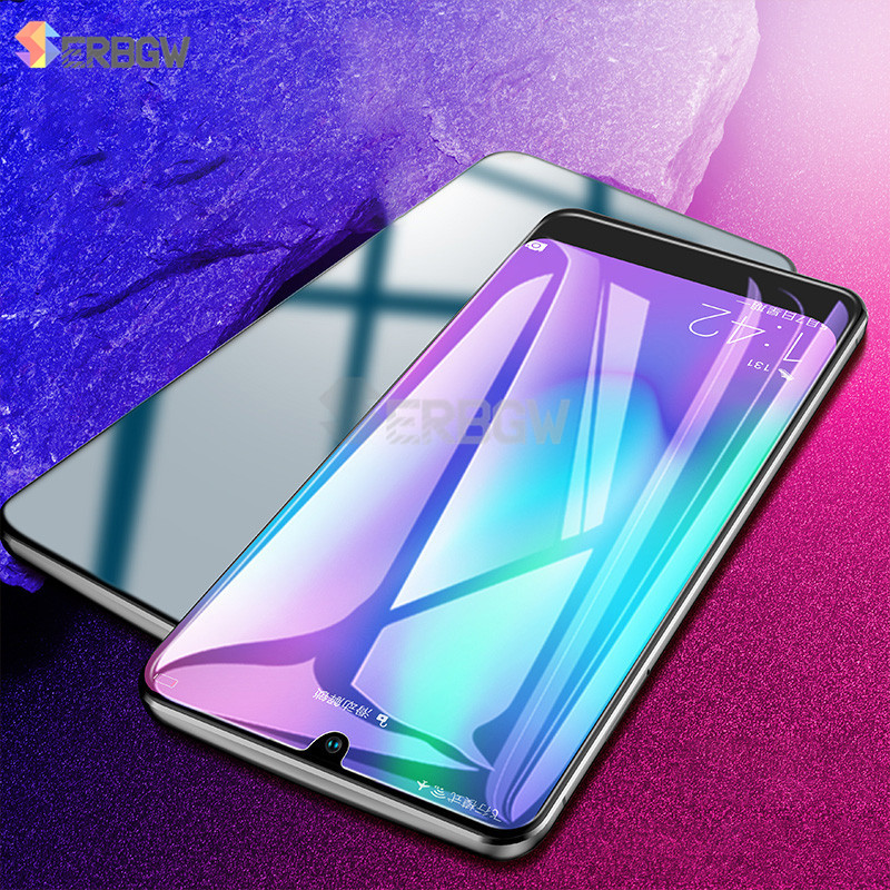 Tempered Glass For Huawei Y9 Y6 Pro Y7 2019 P30 Cover Screen Protector for Huawei Y7 Y5 Y6 Prime 2018 Y7s Glass Protective Film