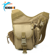 Hot Utility Waterproof Shoulder Bag Tactical Military Backpack Camping Outdoor Hiking Softback Rucksack mochila militar