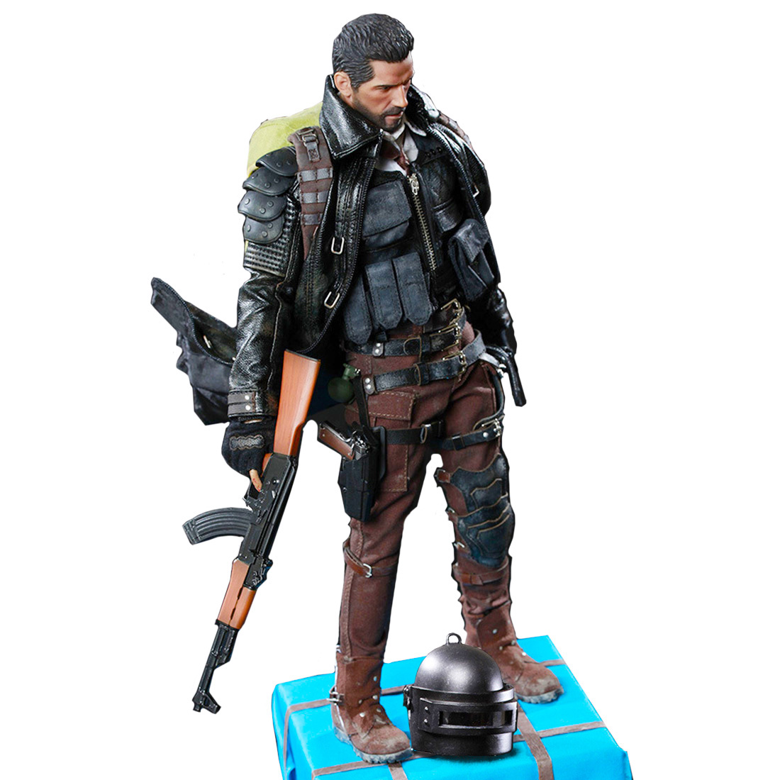 FLAGSET 1/6 Survival Warrior Soldier Model Action Figure Model Toys & HobbiesFLAGSET 1/6 Survival Warrior Soldier Model Action Figure Model Toys & Hobbies