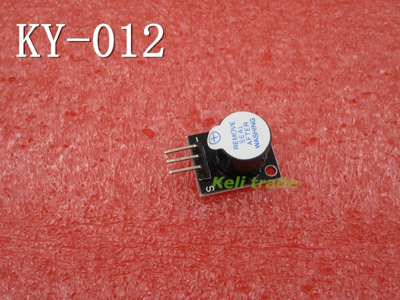 Smart Electronics 10pcs/lot 3pin KEYES KY-012 <font><b>Active</b></font> Buzzer Alarm Sensor Module for Arduino Diy Starter Kit KY012