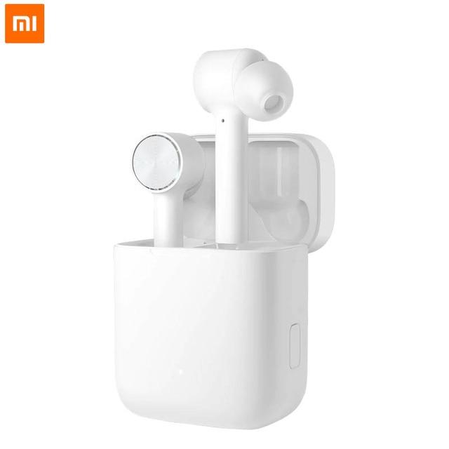 Original Xiaomi Airdots pro aire TWS auriculares Bluetooth mi casa inalámbrica para auriculares estéreo de ANC interruptor ENC de pausa de Control