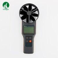 Многофункциональный Анемометр AZ8919 детектор углекислого газа измерения ветра Скорость диапазон 0,2 ~ 30 м/с