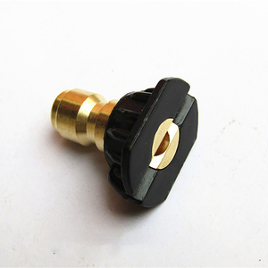 """Image 5 - 5pcs/lot 1/4"""" High Pressure Washer Spray Nozzle Quick Connector Car Washing Nozzles Metal Jet Lance Nozzle"""