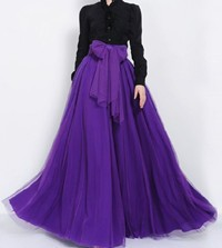 tulle tutu skirt (2)