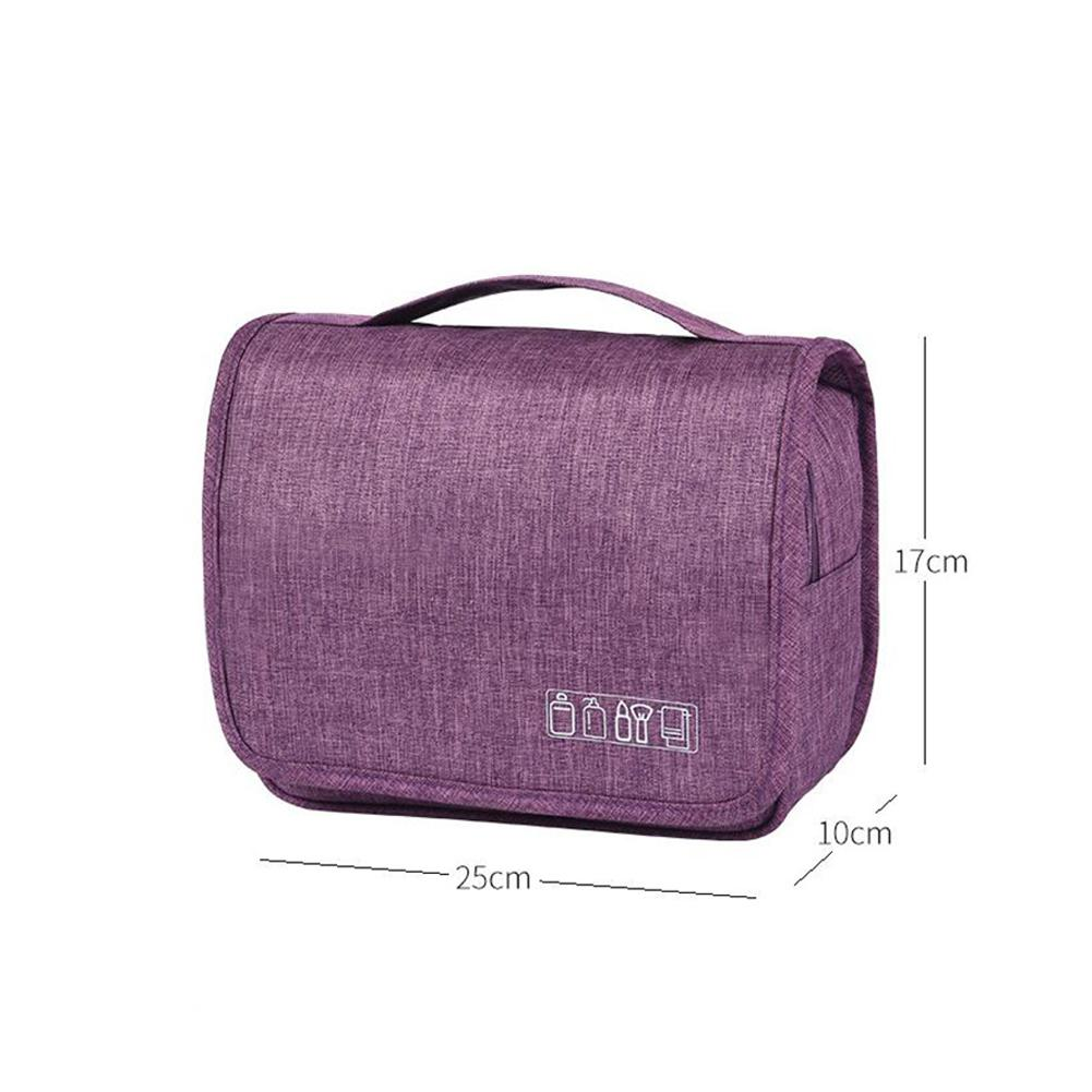 Image 3 - TPFOCUS Travel Storage Container Foldable Waterproof Makeup Bag with Hook-in Storage Bags from Home & Garden