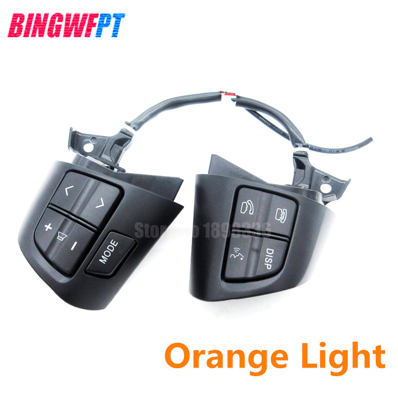 HighQuality Steering Wheel Control Button Switch For TOYOTA COROLLA ADE150 NDE150 NRE150 ZZE150 2007-2013 84250-02230 8425002230