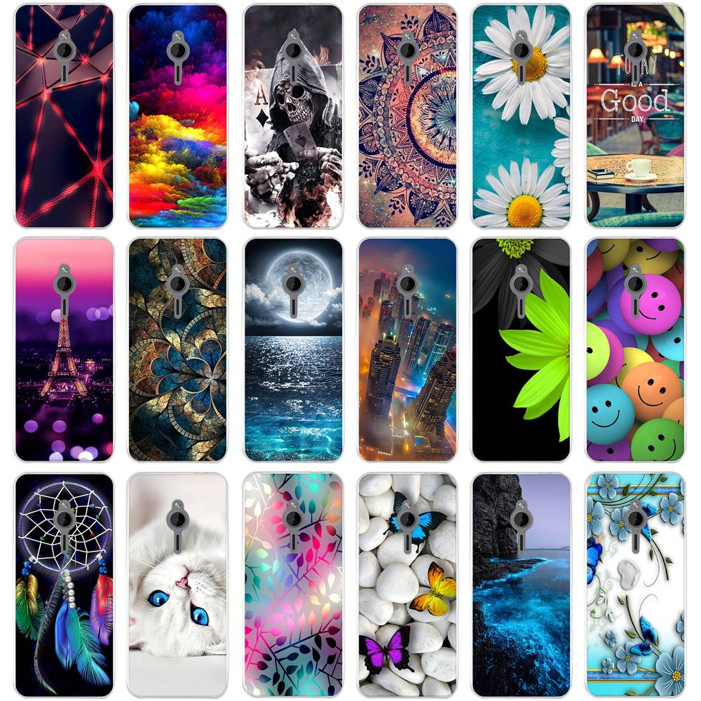 For <font><b>Nokia</b></font> <font><b>230</b></font> Case Soft Silicone Gel TPU Cases For Microsoft <font><b>nokia</b></font> <font><b>230</b></font> Cover Phone Protective Cases Painted Skin Shell N230 Bags image