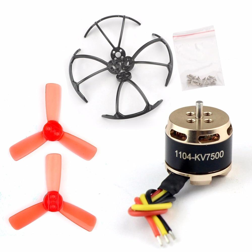 Bricolage RC Mini Racer FPV Drone kit avec récepteur R6DSM/X9D/FS-X6B/RFASB 25 mw 800TVL VTX + caméra 4in1 ESC F3 contrôleur de vol moteur - 4