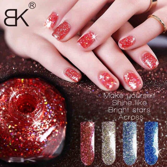 Aliexpress.com: Comprar 1 unids metálico super brillo de uñas ...
