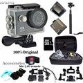 Câmera de Ação câmera Remota H9R H9 Ultra FHD Original 4 K 1080 P 60fps 720 P 2.0 LCD ir câmera wi-fi pro natação mergulho à prova d' água