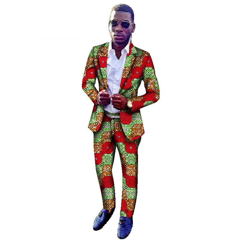 2018-Customized-2-Pieces-Pants-Suits-Traditional-Africa-Style-Suit-Men-Fashion-Party-Suit-Men-Suit(12)