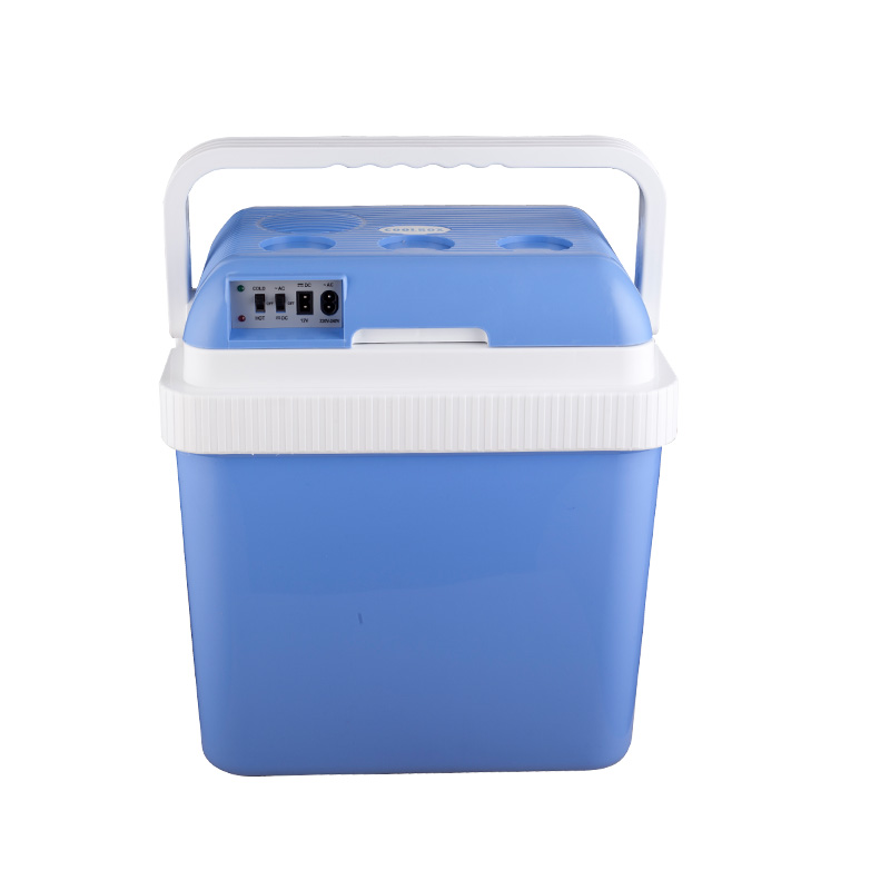 24l Mini Auto Koelkast Cooler Warmer 2 In 1 Multifunctionele Reizen