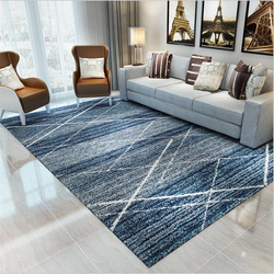 Styl skandynawski dywany do salonu sypialnia pokój dziecięcy dywaniki dywan do domu dywanik na podłogę delikatne grubsze dywaniki abstrakcyjne maty