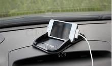 Universal Black Car Dashboard Pad fashion multifunction Anti Slip mat for Mobile Phone GPS Holder car