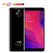 AllCall Rio X 5,5 «18:9 1 ГБ оперативная память 8 Встроенная Android 8,1 MTK6580M 4 ядра двойной камеры 13MP + 5MP 2850 мАч 3g мобильный телефон
