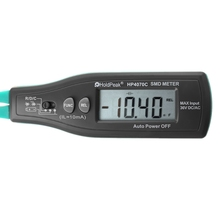 купить Digital Smart Tweezers Clamp SMD Tester Resistance Capacitance Diode Meters New по цене 1156.95 рублей