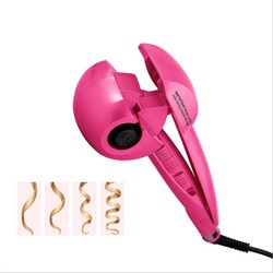 New Hair Curler Steam Spray Automatic Hair Curlers Digital Hair Curling Iron Professional Curlers Hair Styling Tools 110-240V