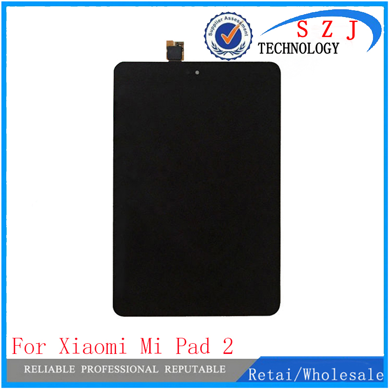 New 7.9 inch tablet pc case For Xiaomi Mi Pad 2 Mipad 2 MIUI LCD Display + Touch Screen Digitizer Glass FullAssembly Replacement for xiaomi redmi 4x lcd display touch screen 100% tested lcd digitizer glass panel replacement for xiaomi redmi 4x