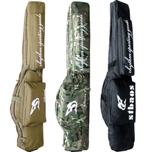 CVLIFE 47″ Tactical Dual 1.2m Hunting Rifle Gun Slip Carrying Case Backpack Bag Pouch