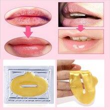 Collagen Crystal Gold Gel Lip Mask