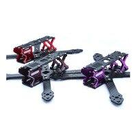 Skyzone XH 210 210mm Carbon Fiber Drone Frame Kit Support 5030/40/45/50 Props 4S 1300/1500mah 30A 2205 2305 Brushless Motor