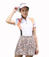 Camisas de golf deportes de verano Tenis camisa de manga corta ropa deportiva mujeres Golf ropa clásica marca abrigos Correr T Camisas