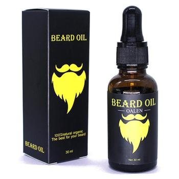 Men's Mustache Cream Beard Oil Kit 1