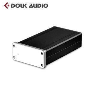 Image 2 - Douk audio Pure Class A HiFi MC Phono Preamplifier LP Vinyl Record Player Turntable Pre Amp Free Shipping