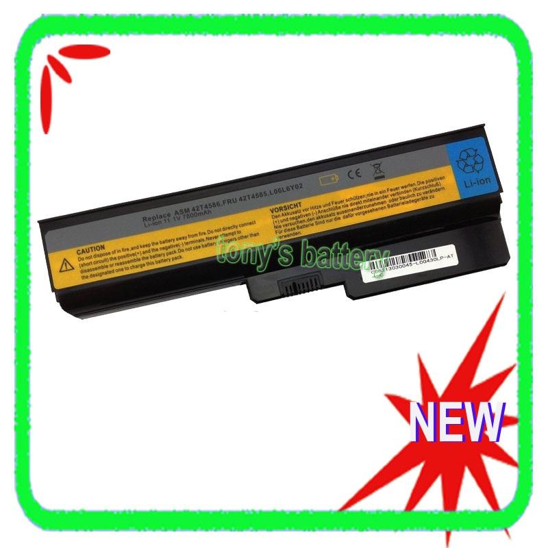 9 ячеек 7800 мАч Батарея для lenovo G430 G450A G530 G550 V460 B460 Z360 G455 N500 42T4726 42T4729 42T4730 L08N6Y02 L08S6Y02