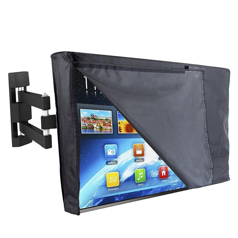 Outdoor TV Cover Transparent Film Visible Waterproof And Dustproof TV Cover High Quality PVC Bag With Built-in Coloring PageOutdoor TV Cover Transparent Film Visible Waterproof And Dustproof TV Cover High Quality PVC Bag With Built-in Coloring Page