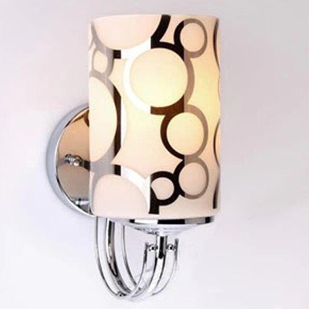 ФОТО Simple Fashion modern style wall lamp led bedroom bedside light staircase lighting lamps lanterns corridor balcony lighting