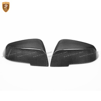 100% Carbon Fiber Mirror Covers For F21 F20 F22 F23 BMW 1 2 3 4 Series 3GT 2012 2013 2014 2015 2016 2017 2018 Replacement Style