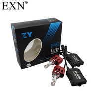 2 X 6000K White H11 90W Philip LED Car Headlight Beam Conversion Light Bulbs Kit P6