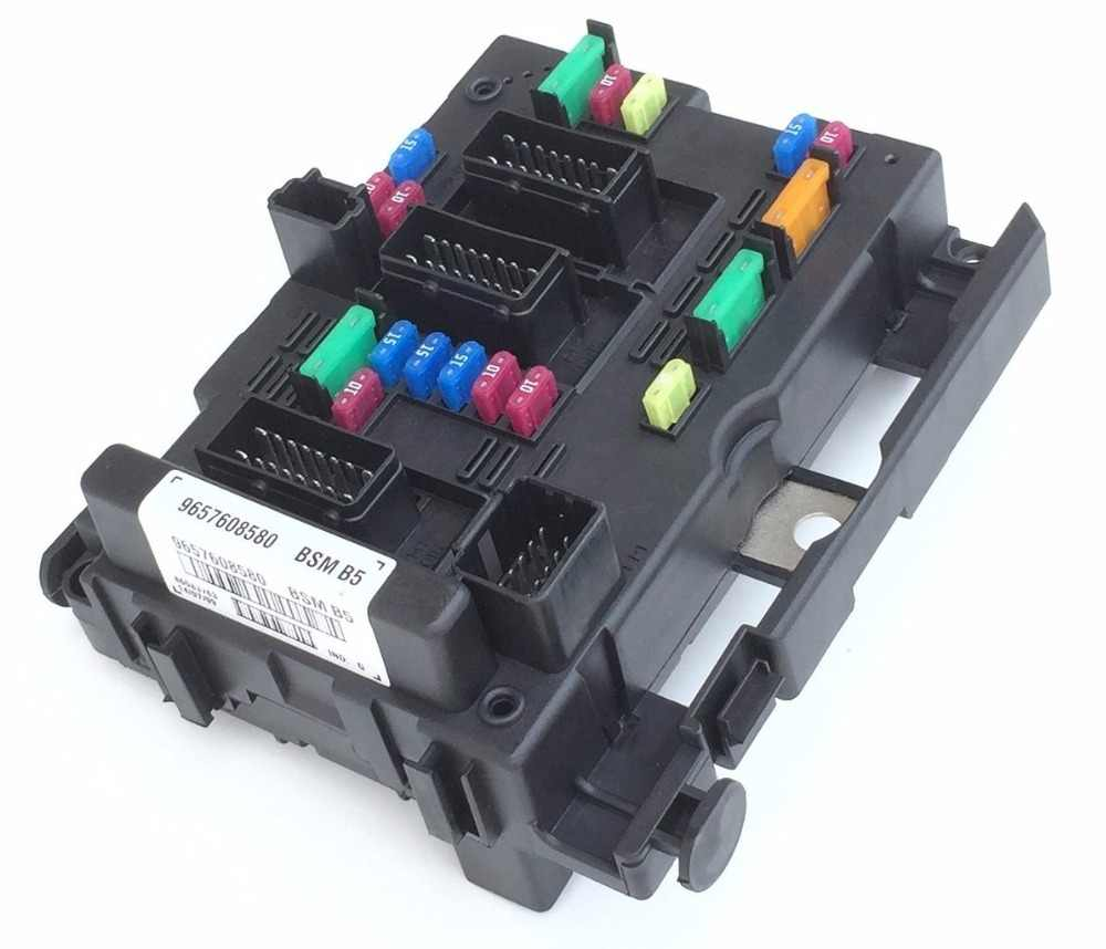 free shipping fuse box unit assembly relay for peugeot 206 cabrio 307 cabrio 406 coupe 807 [ 1000 x 858 Pixel ]
