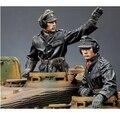 1/35 Scale Models WW2 German tank corps B WWII Resin Model Free Shipping