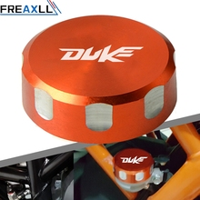 Motorcycle CNC Engine Oil Filter Cover Cap Fluid Reservoir Oil Cup For KTM DUKE 200 390 690 690 SMC/R RC200 390 690 Endure R цена в Москве и Питере