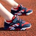 2017 novas crianças shoes meninos meninas tênis de marca de moda casual esporte shoes tamanho 26-39 lazer formadores crianças correndo shoes