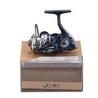 Spinning Fishing Reels High Performance Front Drag System Stainless Steel 9 1 BB CNC Alloy Body