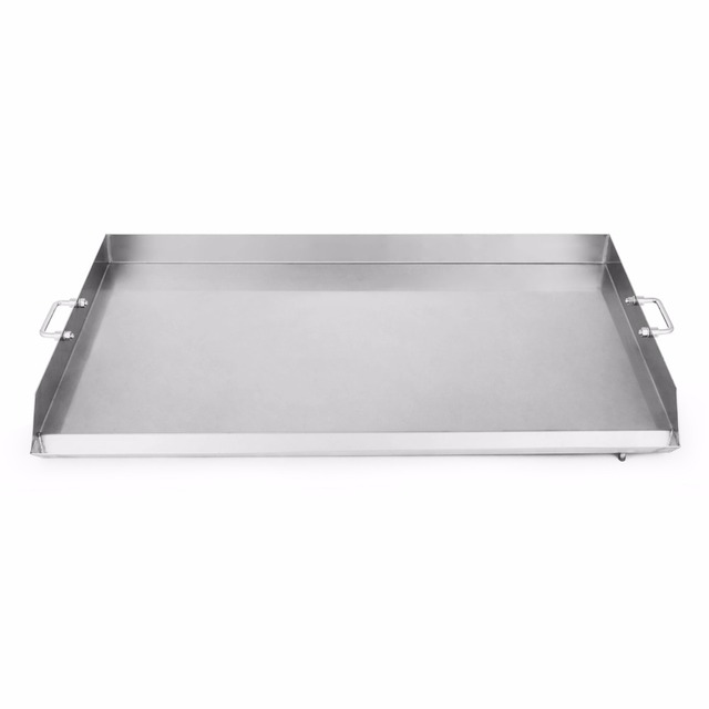 36 x 22 stainless steel comal griddle flat top grill for outdoor