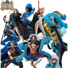 One Piece 20th Anniversary Action Figure 9 styles