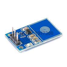 5PCS 1 Channel Digital Touch Sensor Capacitive Touch Switch Modules Accessories for Arduino