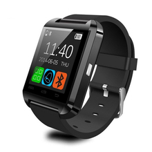 Smartwatch Bluetooth Smart Uhr U8 Armbanduhr Digitale Sportuhr für Andriod Samsung Phone Wearable Elektronische Gerät